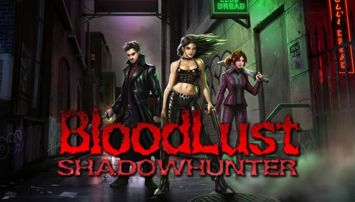 BloodLust Shadowhunter игра