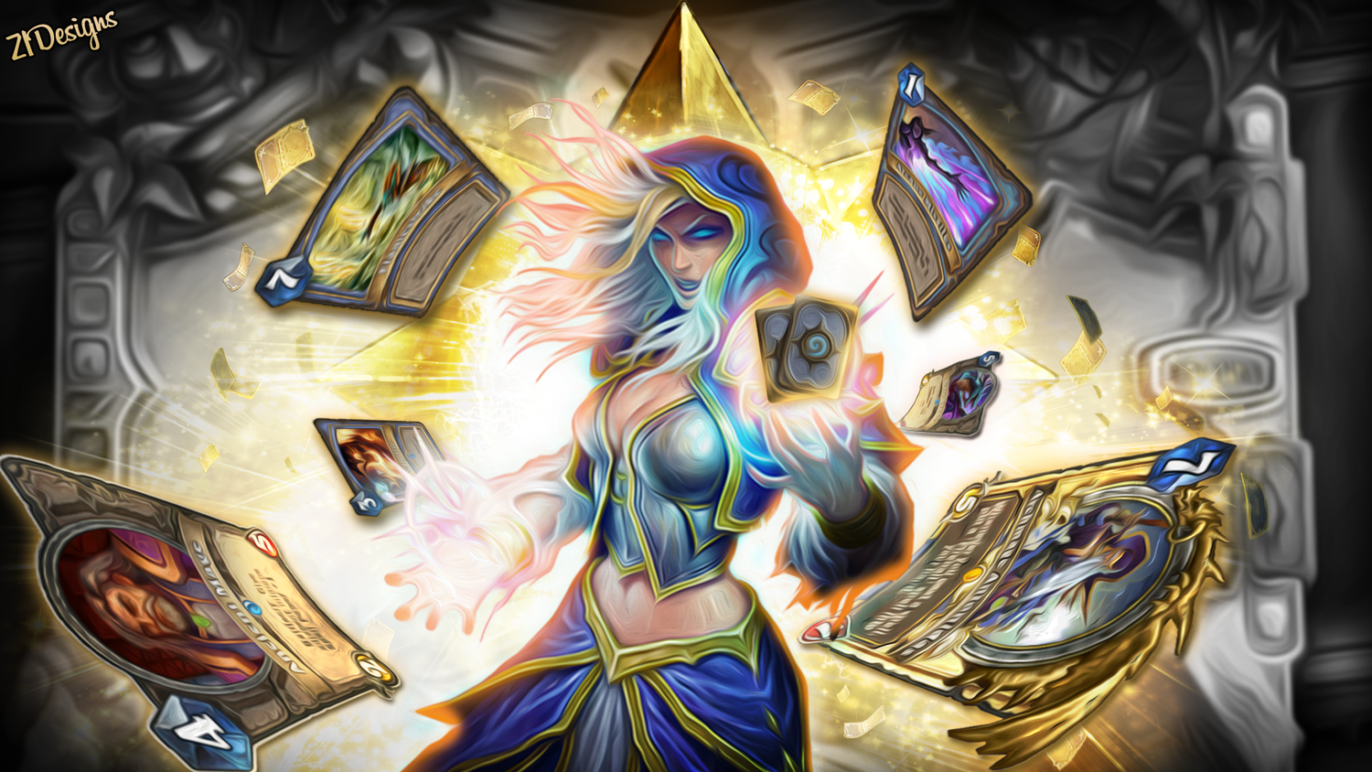 Hearthstone-Desktop-Wallpaper-Jaina