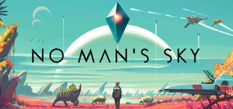 No Man`s Sky logo